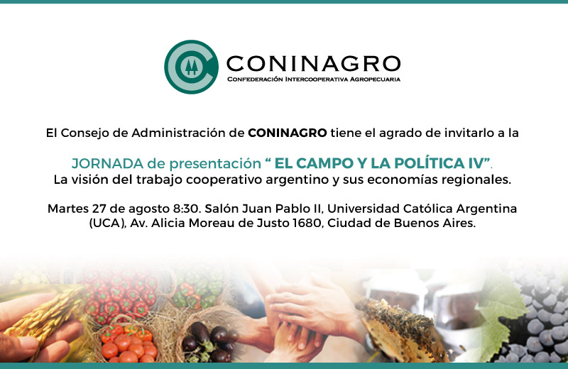 Invitación CONINAGRO
